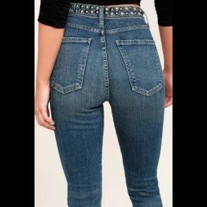 AGolde Roxanne jeans size 30 in EUC